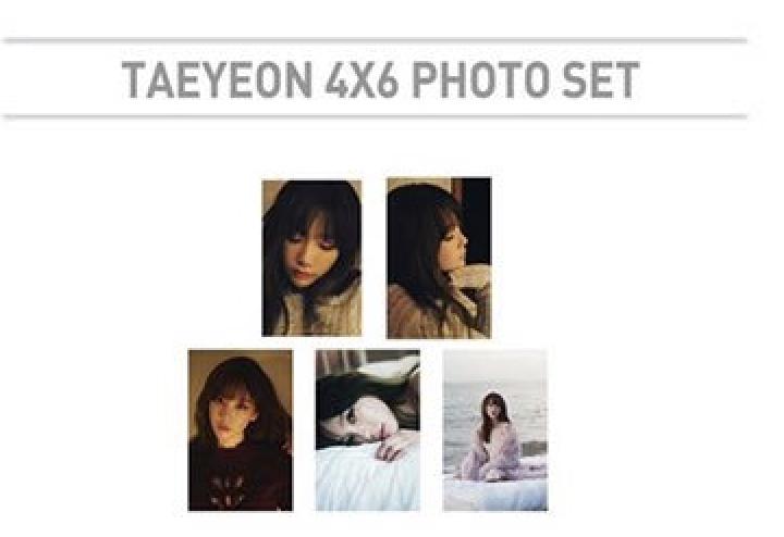 SUM - Tae yeon 4X6 Photo Set (11:11)