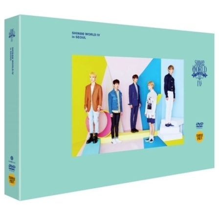 SHINee - SHINee World IV DVD