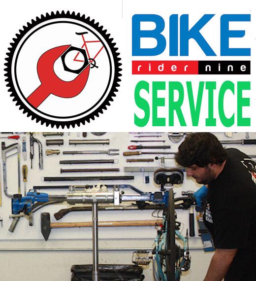 บริการซ่อมรถจักรยาน