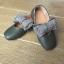 รองเท้าคัทชู #โบว์วิ้ง #หนังpu นิ่ม สีเขียวเข้ม thumbnail 5