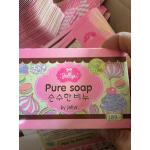 Pure Soap By jellys สบู่เจลลี่ ก้อนละ60บาท