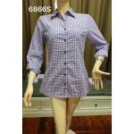 เสื้อเชิ้ตผู้หญิง (6866S)