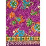ผ้าถุงไซส์ใหญ่ mpx2587 สีม่วง