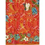 ผ้าถุงแม่พลอย mp0101 แดง