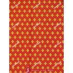 ผ้าถุงแม่พลอย mp656 แดง