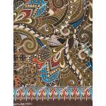 ผ้าถุงเอมจิตต์ ec11563 กากี