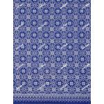 ผ้าถุงเอมจิตต์ ec13074 น้ำเงิน