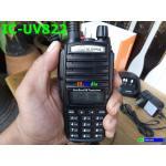 IC-UV822B สีดำ 2ความถี่ VHF/CB