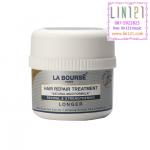 Hair repair treatment with Horse Tail Extract + Ginseng Extract and D-Panthenol ทรีทเมนท์หมักผม เพื่อผมมีน้ำหนัก ไม่แห้งเสีย เปราะขาดง่าย 400 กรัม