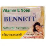 สบู่ เบนเนท วิตามิน อี BENNETT ( Vitamin E Soap ) 130 กรัม
