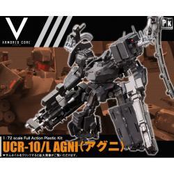 V.I. Series Armored Core V 1/72 UCR-10/L AGNI