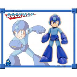 [Kotobukiya] 1/10 Rockman Repackage Edition Plastic Model