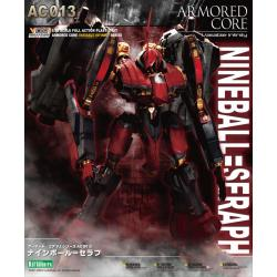 V.I. Series Armored Core 1/72 Nineball Seraph