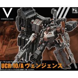 V.I. Series Armored Core V 1/72 UCR-10/A Vengeance
