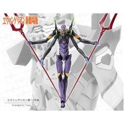 Rebuild of Evangelion 1/400 EVA-13 Plastic Model