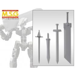 M.S.G Weapon Unit MW33 Knight Sword