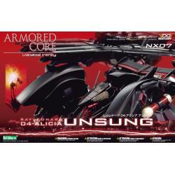 V.I. Series Armored Core 1/72 Ray Leonard 04-ALICIA UNSUNG