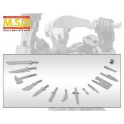 M.S.G Weapon Unit MW34 Knife Set
