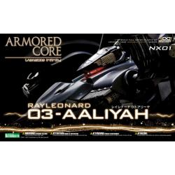V.I. Series Armored Core 1/72 Ray Leonard 03-AALIYAH
