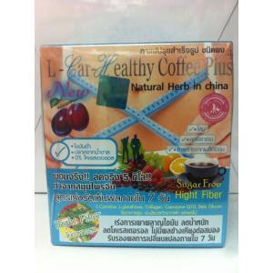 กาแฟแอลคาร์-เฮลท์ทีน L-canitine coffee กาแฟลดน้ำหนัก