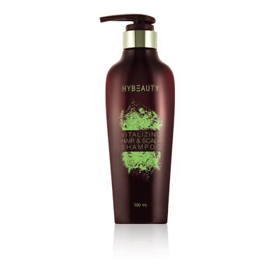 hybeauty vitalizing hair&scalp shampoo 300ml ไฮบิวตี้ ไวทอลไลซิ่ง แฮร์ แอนด์ สแคลพ์ แชมพู