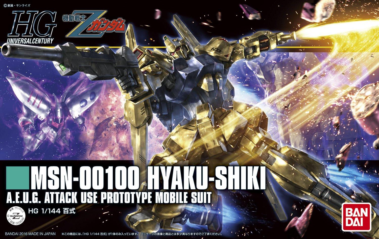 HGUC 1/144 Hyaku Shiki [REVIVE]
