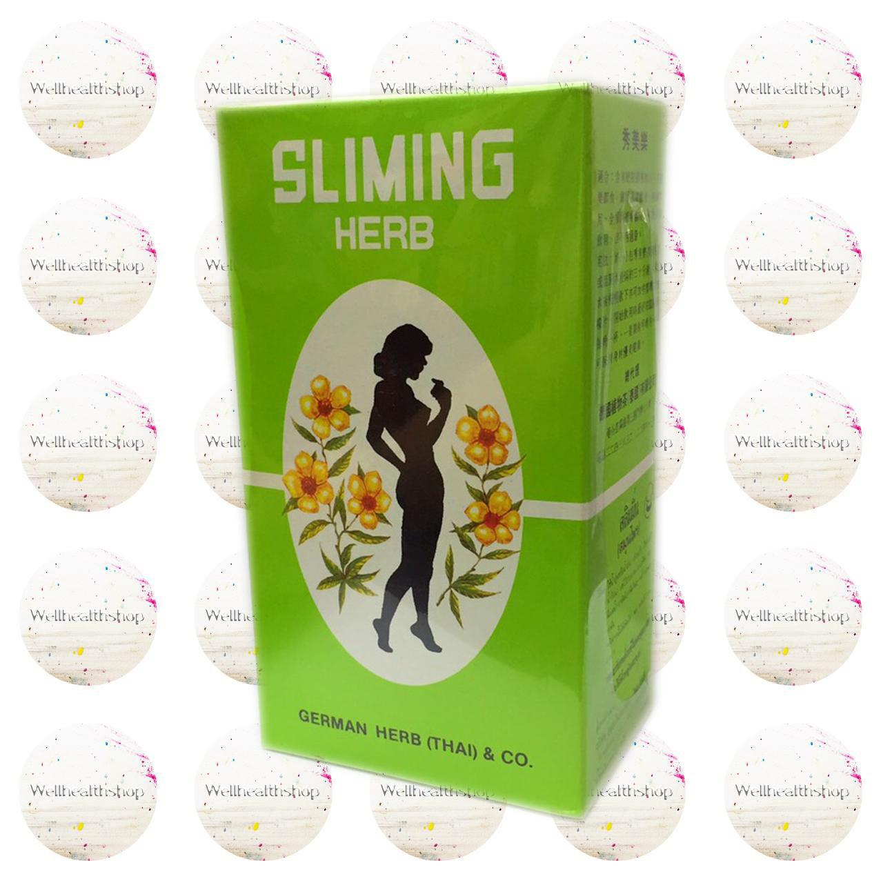 ชา Sliming Herb ชาสมุนไพรสลิมมิ่น