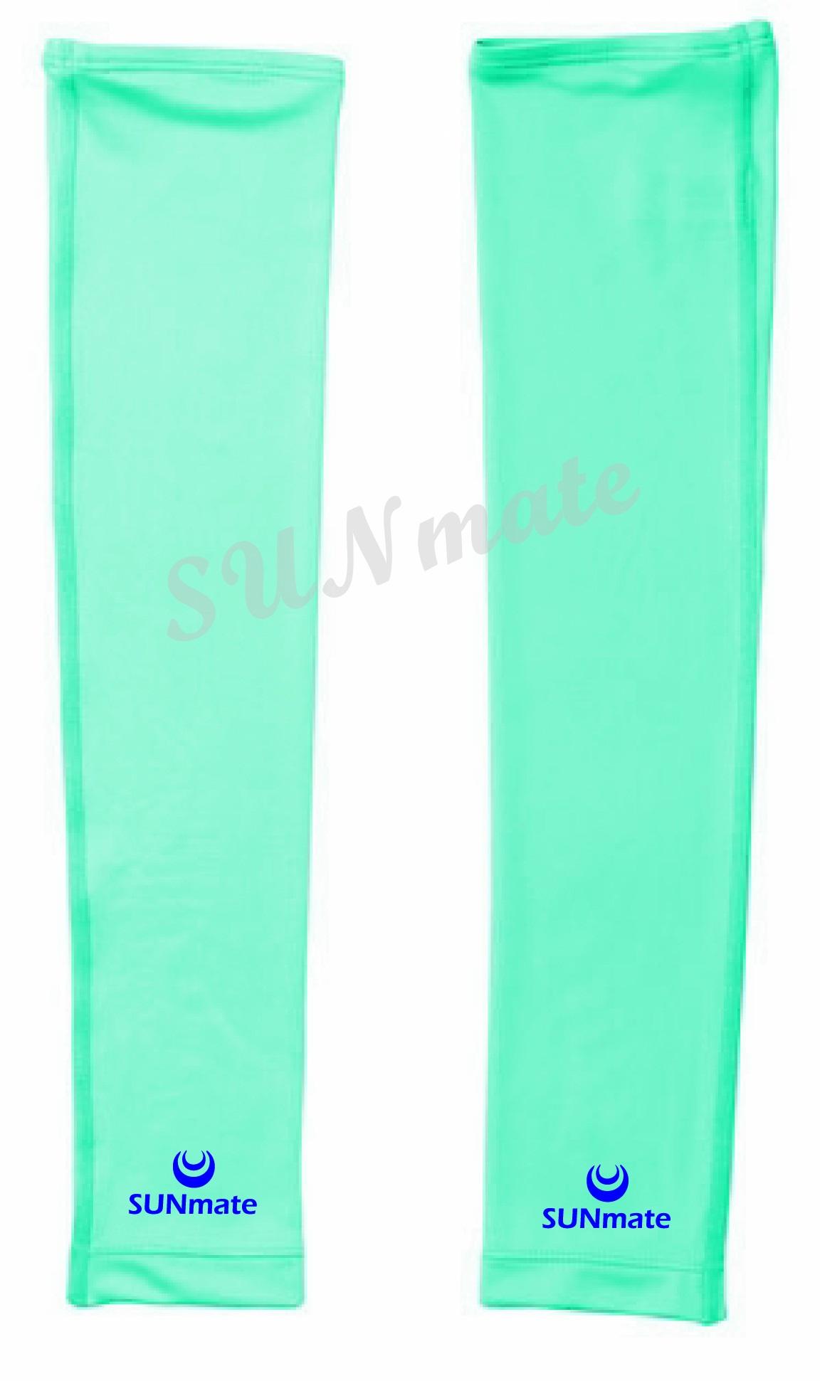 ปลอกแขนกันUV size XXL : Cool mint