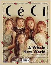นิตยสาร CECI ANOTHER CHOICE 2016-11 หน้าปก RED VELVET แบบ A ด้านในมี LEE JONG-SUK, MONSTA X พร้อมส่ง
