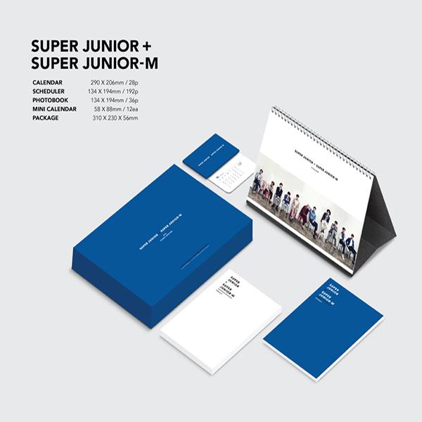 Super Junior M - 2016 SEASON GREETING + โปสเตอร์ พร้อมกระบอกโปสเตอร์