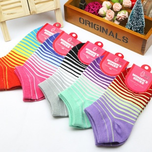 S354**พร้อมส่ง** (ปลีก+ส่ง) ถุงเท้าแฟชั่นเกาหลี ข้อสั้น ชาย คละ 5 สี มี 12 คู่ต่อแพ็ค เนื้อดี งานนำเข้า(Made in China)
