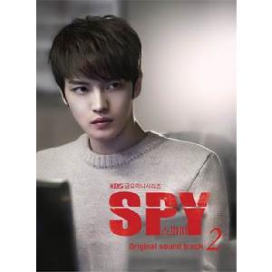 ซีรีย์เกาหลี SPY PART.2 O.S.T แถมSpecial Photobook 76 หน้า