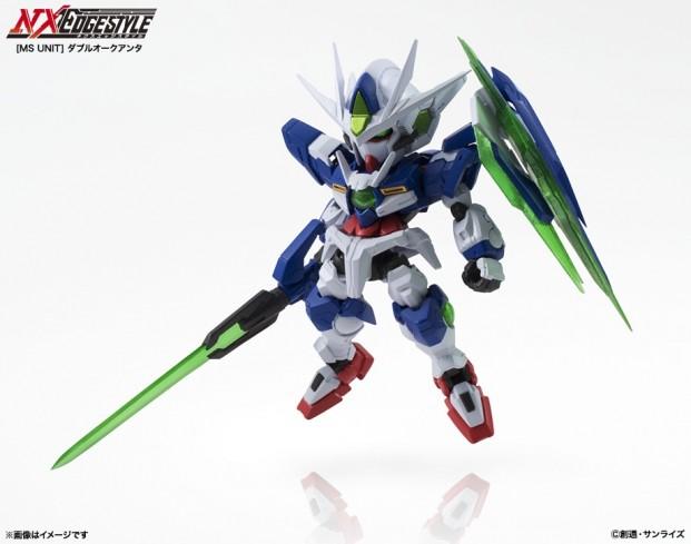 NXEDGE STYLE Gundam 00 Qan[T]