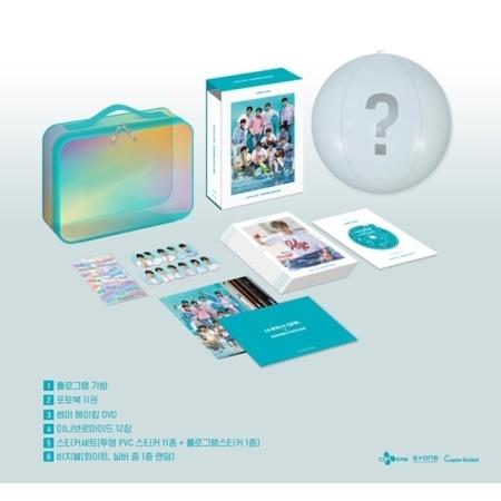 WANNA ONE - WANNA-ONE X SUMMER PACKAGE - DVD