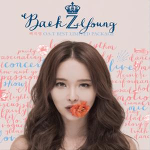 Baek Ji Young - O.S.T Best Limited Package