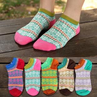 S273**พร้อมส่ง** (ปลีก+ส่ง) ถุงเท้าแฟชั่นเกาหลี ข้อสั้น เนื้อดี งานนำเข้า(Made in China)