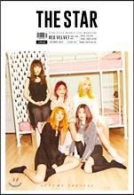 นิตยสาร The Star 2016.10 หน้าปก Red Velvet