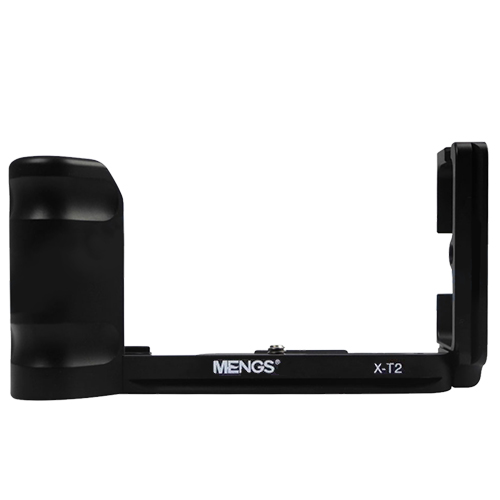 L-PLATE FOR FUJI X-T2 with Hand Grip