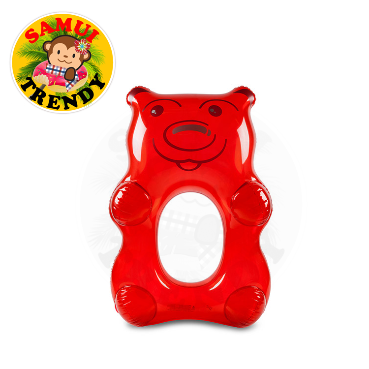 Giant Red Gummy Bear