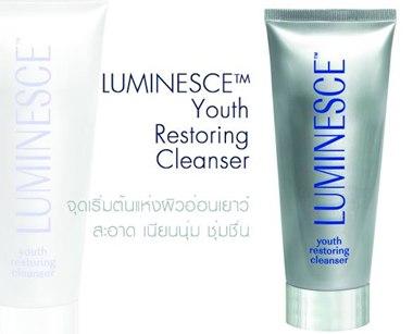 Jeunesse Luminesce Youth Restoring Cleanser เจอเนสส์ ลูมิเนส ยูธ รีสโตริ่ง คลีนเซอร์