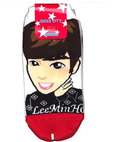 ถุงเท้า ลีมินโฮ lee min ho