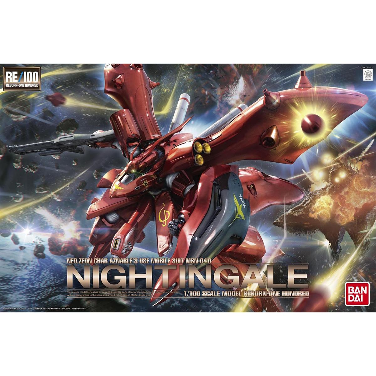 RE/100 MSN-04II Nightingale