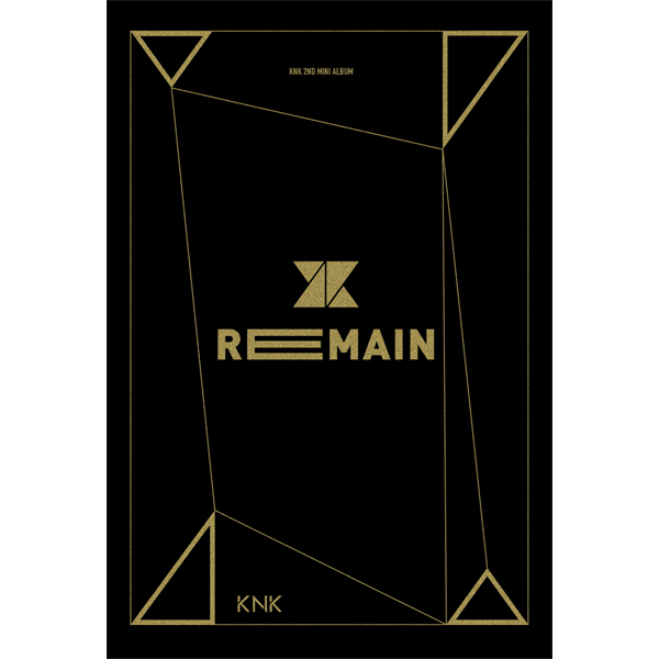 KNK - Mini Album Vol.2 [REMAIN]