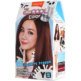 Lolane Z-Cool Color Milk Y8 Wild Berry Frappe