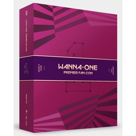WANNA ONE - WANNA ONE PREMIER FAN-CON แบบ DVD พร้อมส่ง