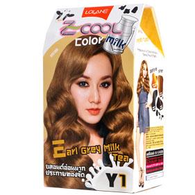 Lolane Z-Cool Color Milk Y1 Earl Grey Milk Tea