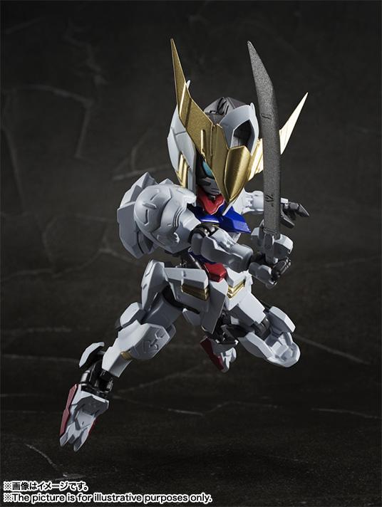 NXEDGE STYLE Gundam Brabatos