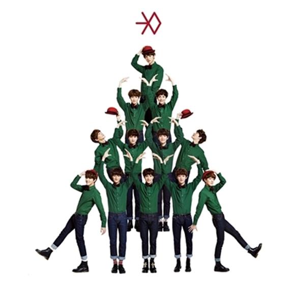 EXO - Winter Special Album [Miracles in December] (Korean Ver.) ไม่มีโปสเตอร์