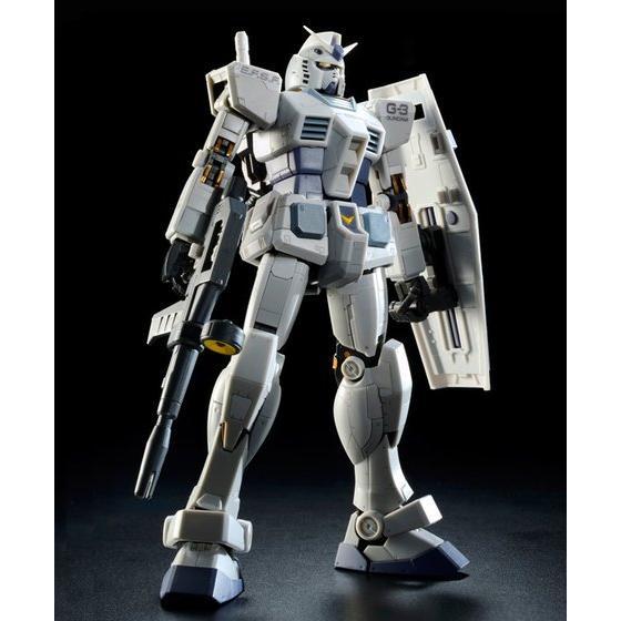[P-Bandai] RG 1/144 RX-78-3 G-3 Gundam