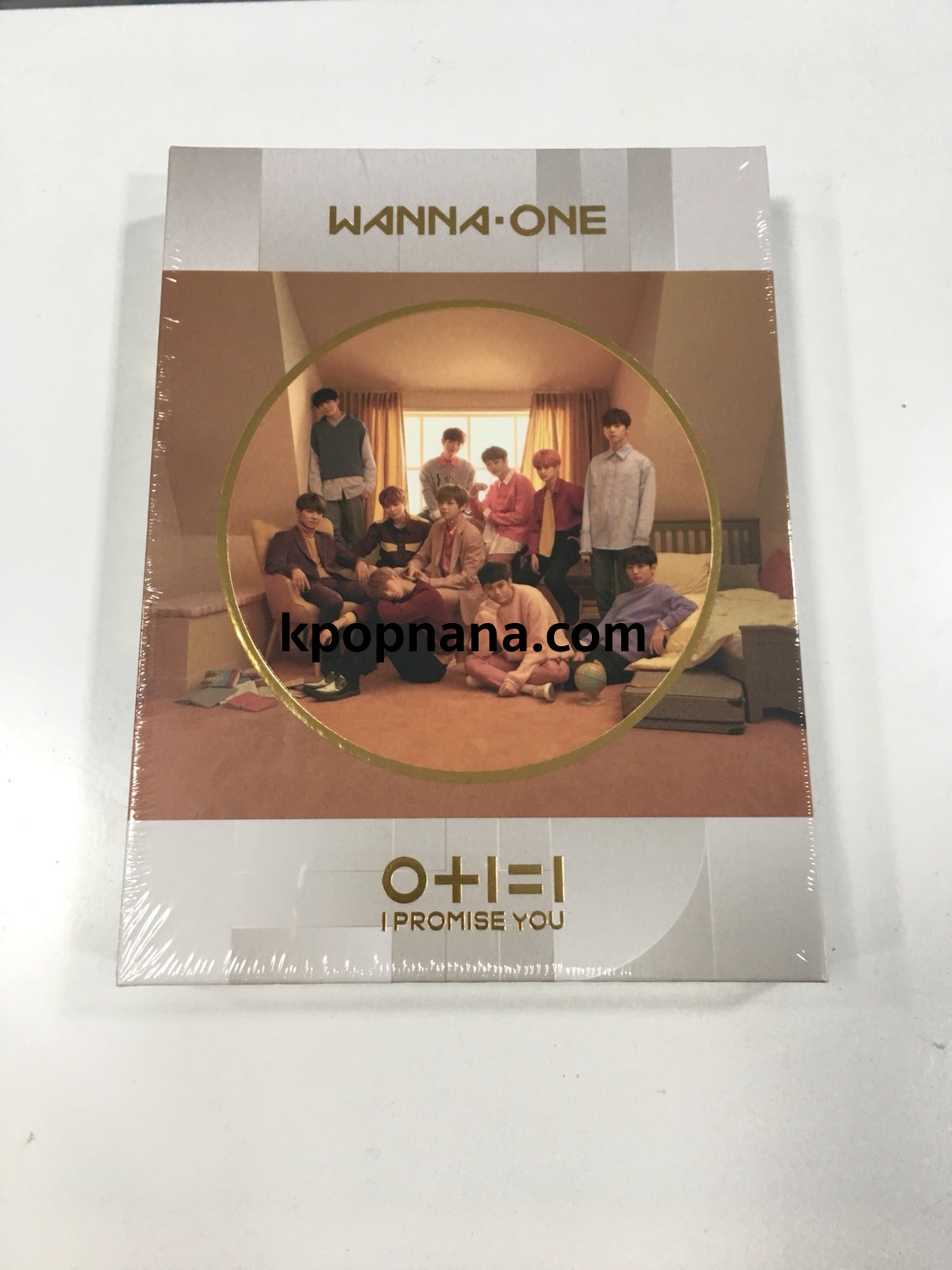 WANNA ONE - Mini Album Vol.2 [0+1=1(I PROMISE YOU)] Day Ver
